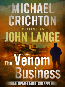 The Venom Business: An Early Thriller