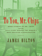 To You, Mr. Chips