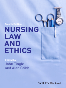 Nursing Law and Ethics