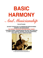 Basic Harmony and Musicianship