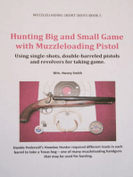 Hunting Big and Small Game with Muzzleloading Pistols