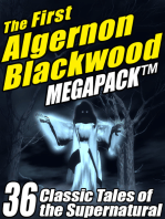 The First Algernon Blackwood MEGAPACK ®