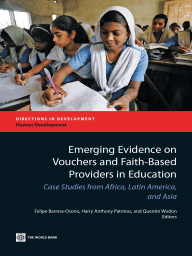 Emerging Evidence on Vouchers and Faith-Based Providers in Education: