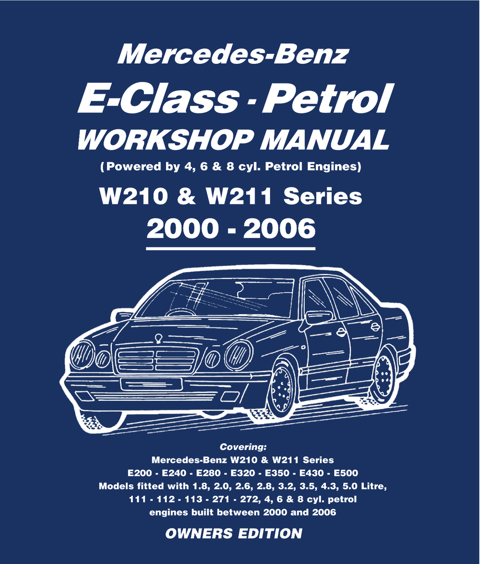 Mercedes w211 user manual pdf for Mercedes benz user manual