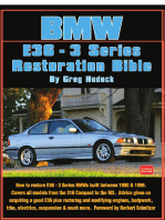 BMW 3 Series - E36 Restoration Tips & Techniques