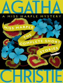 Read Miss Marple The Complete Short Stories Online By Agatha Christie Books