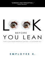 Look Before You Lean