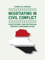Negotiating in Civil Conflict