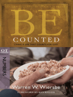 Be Counted (Numbers)