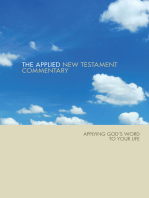 Applied New Testament Bible Commentary