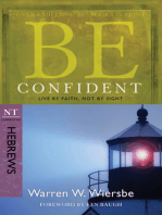Be Confident (Hebrews)