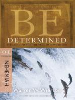 Be Determined (Nehemiah)