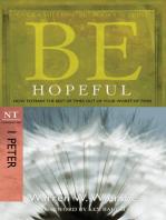 Be Hopeful (1 Peter)