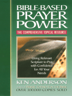 Bible-Based Prayer Power