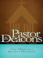 Pastor and Deacons