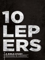 10 Lepers: A Bible Study