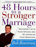 48 Hours to a Stronger Marriage