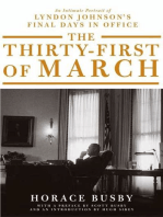 The Thirty-first of March