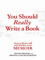 You Should Really Write a Book