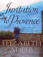 Invitation to Provence