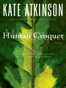 Read Human Croquet By Kate Atkinson
