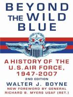 Beyond the Wild Blue