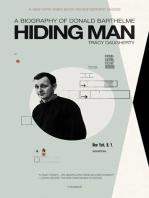 Hiding Man