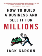 How to Build a Business and Sell It for Millions: The Essential Moves for Every Small Business