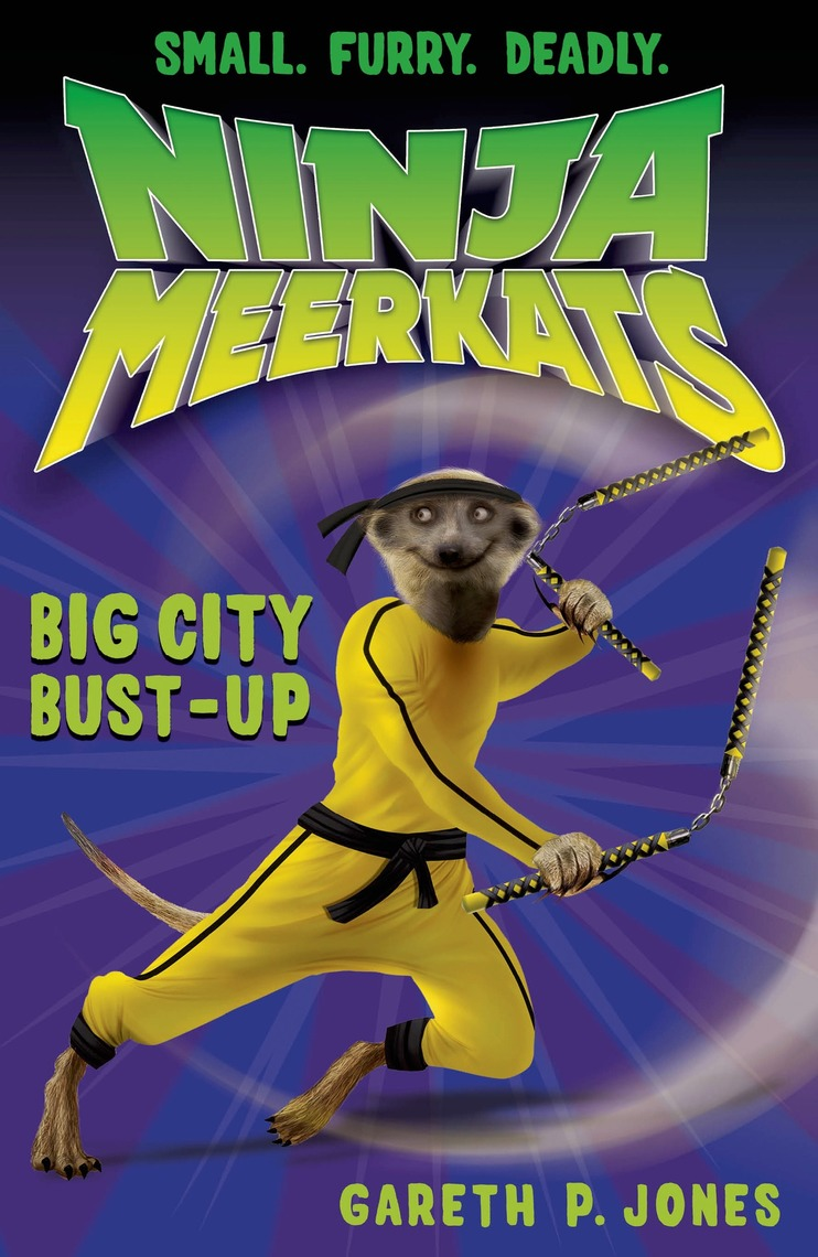 Ninja Meerkats Escape from Ice Mountain #3