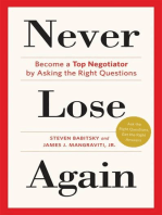 Never Lose Again