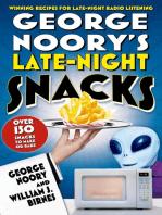 George Noory's Late-Night Snacks