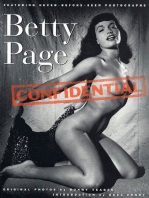Betty Page Confidential: Featuring Never-Before Seen Photographs