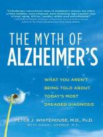 The Myth of Alzheimer's