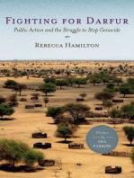 Fighting for Darfur