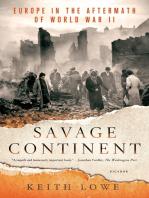 Savage Continent