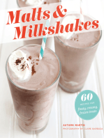 Malts & Milkshakes