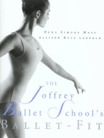 The Joffrey Ballet School's Book of Ballet-Fit