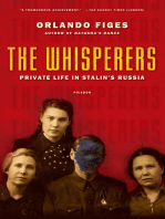 The Whisperers: Private Life in Stalin's Russia