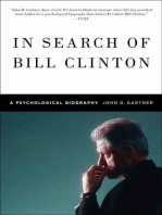 In Search of Bill Clinton