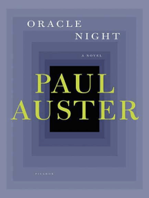 Oracle Night: A Novel