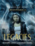 Shadow Grail #1