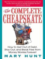 The Complete Cheapskate