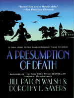 A Presumption of Death