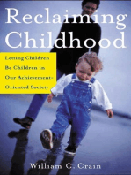 Reclaiming Childhood