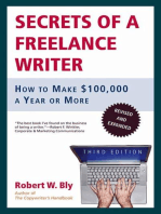 Secrets of a Freelance Writer