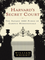 Harvard's Secret Court