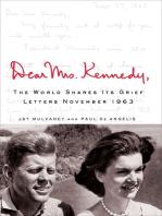 Dear Mrs. Kennedy