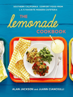 The Lemonade Cookbook