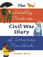 The Totally Made-up Civil War Diary of Amanda MacLeish