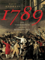 1789: The Threshold of the Modern Age